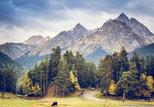 3-х дневный эксурсионый тур по АРХЫЗСКОМУ горному району