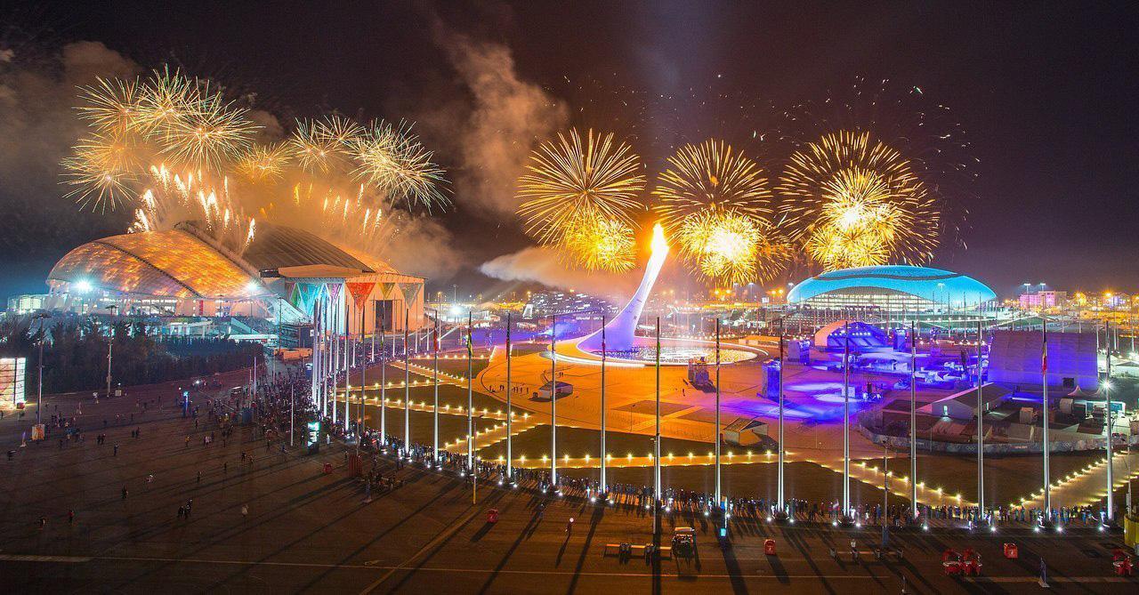 Новогодний тур в Сочи