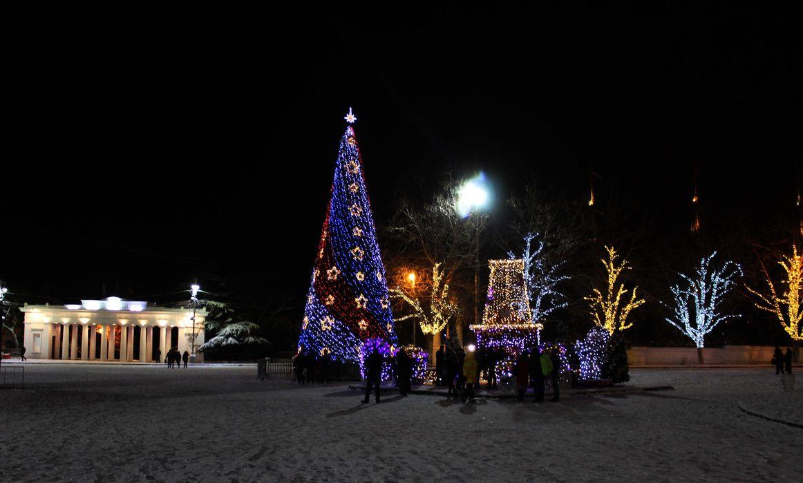 Рождество 2021 в Пятигорске и Кисловодске