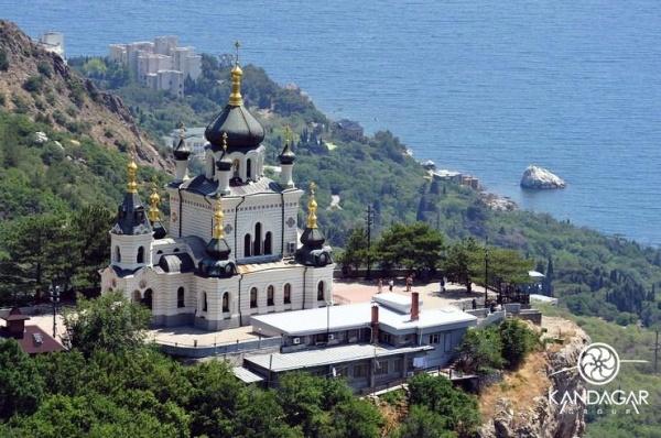 Экскурсионный тур из Ростова-на-Дону по Крыму 2020 года