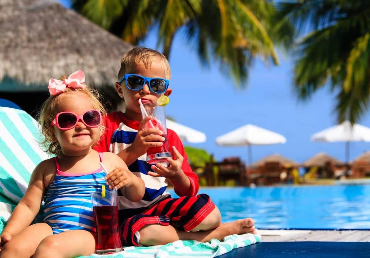 Где отдохнуть с детьми на море?