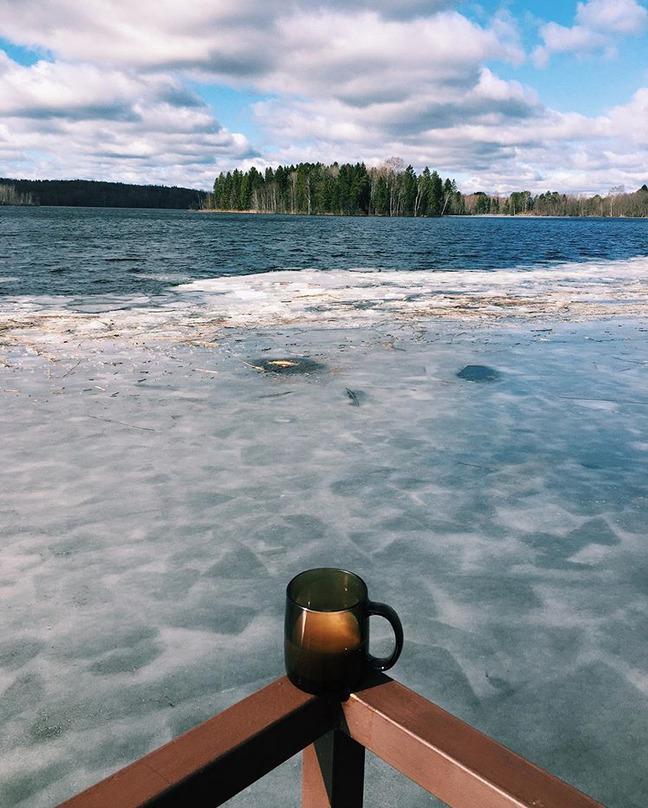 На какое озеро поехать отдыхать с семьей
