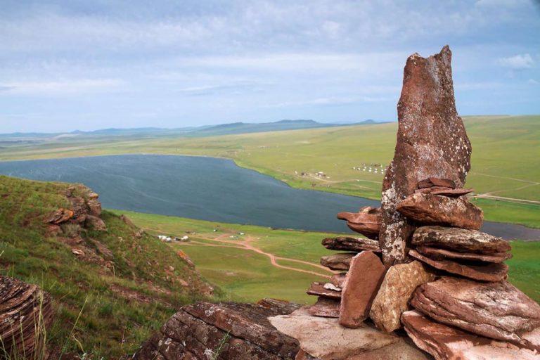 Озеро Тус, Республика Хакасия