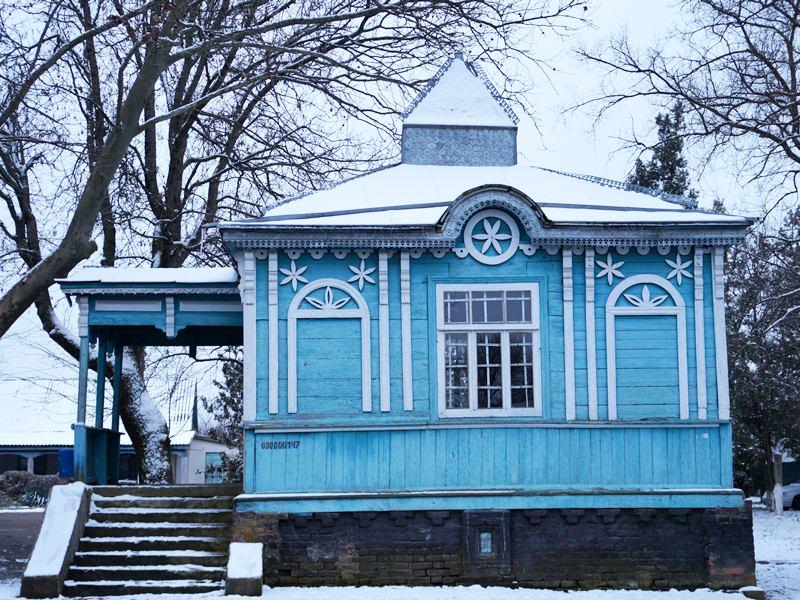 Тур в Лабинск на Рождество