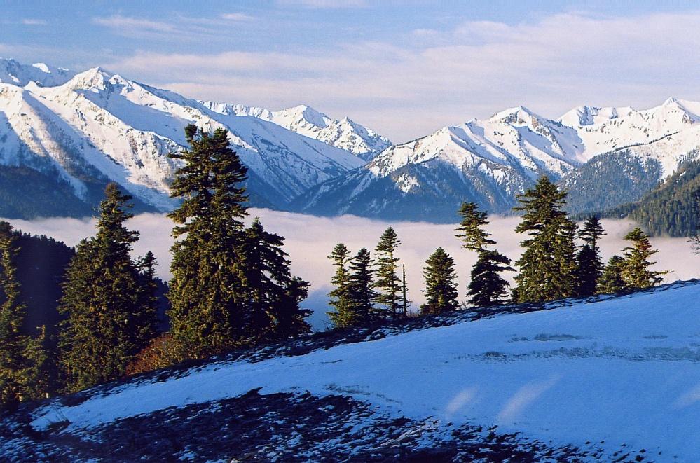 Тур на Рождество 2021 в Адыгею из Ростова-на-Дону