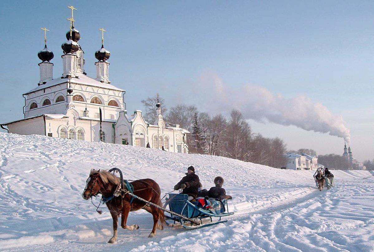 Тур по Золотому кольцу на Новый год 2021 из Ростова-на-Дону