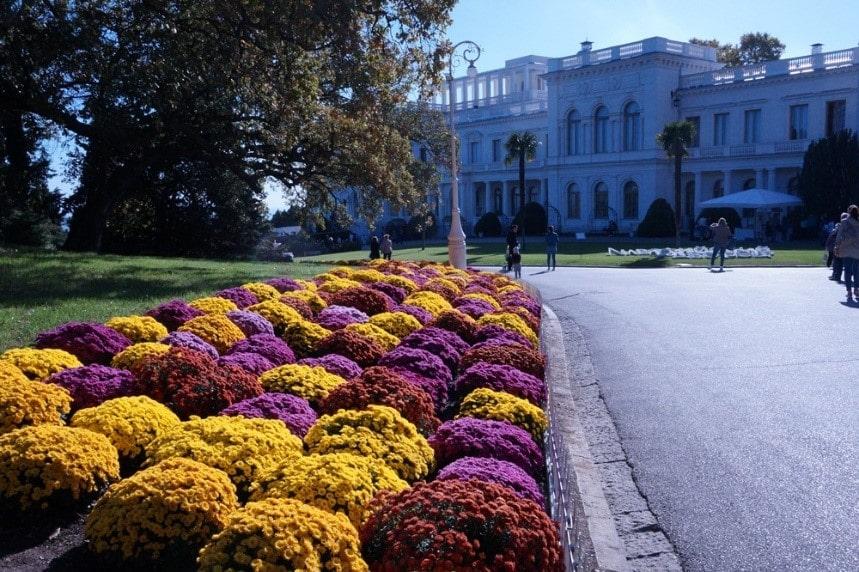 Тур в Крым, Ялту на ноябрьские праздники 2020