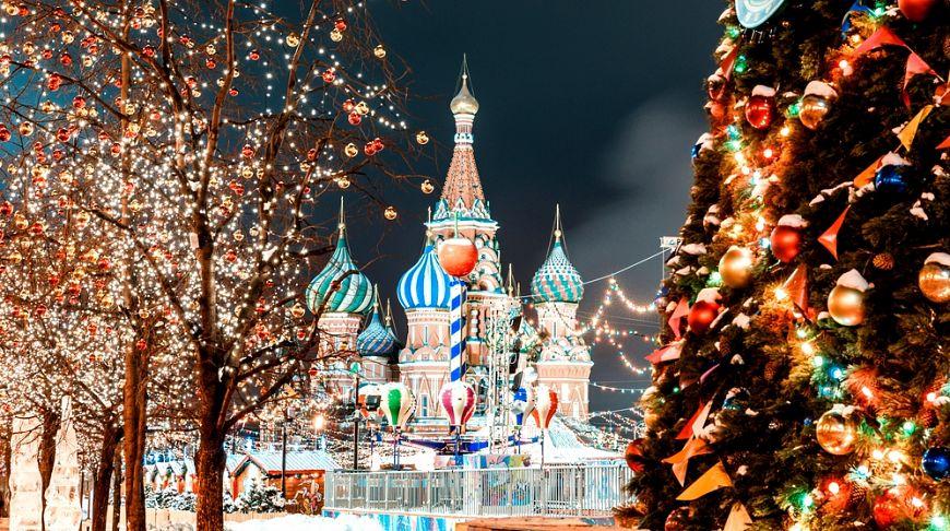Где отдохнуть на рождество в России?