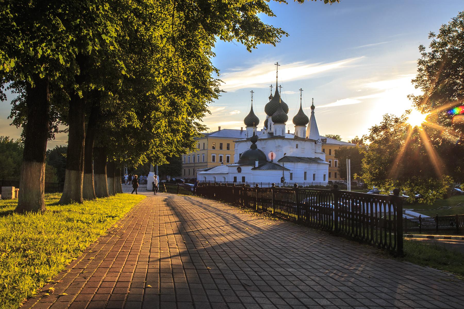 Тур по Золотому Кольцу на Ноябрьские праздники из Ростова-на-Дону 2020