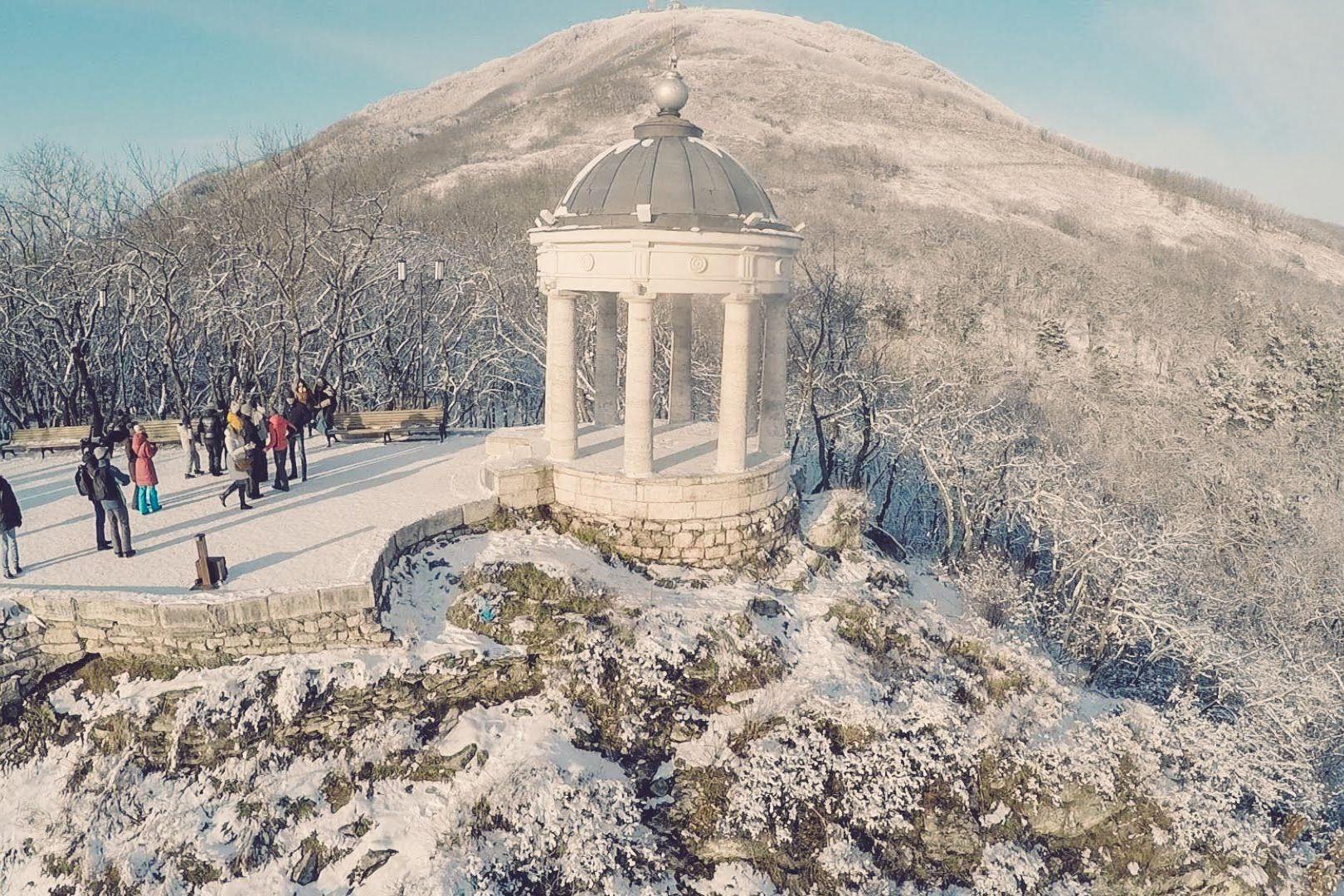 Тур в Кисловодск на Новый год 2021 из Ростова-на-Дону