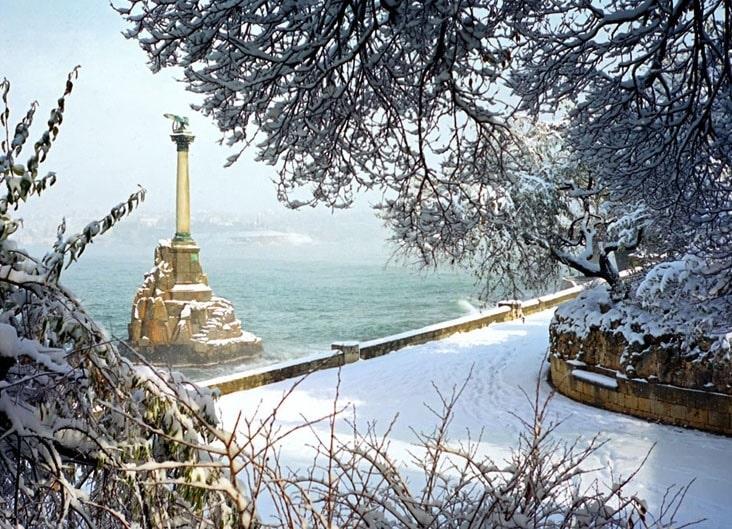 Тур на Рождество в Крым