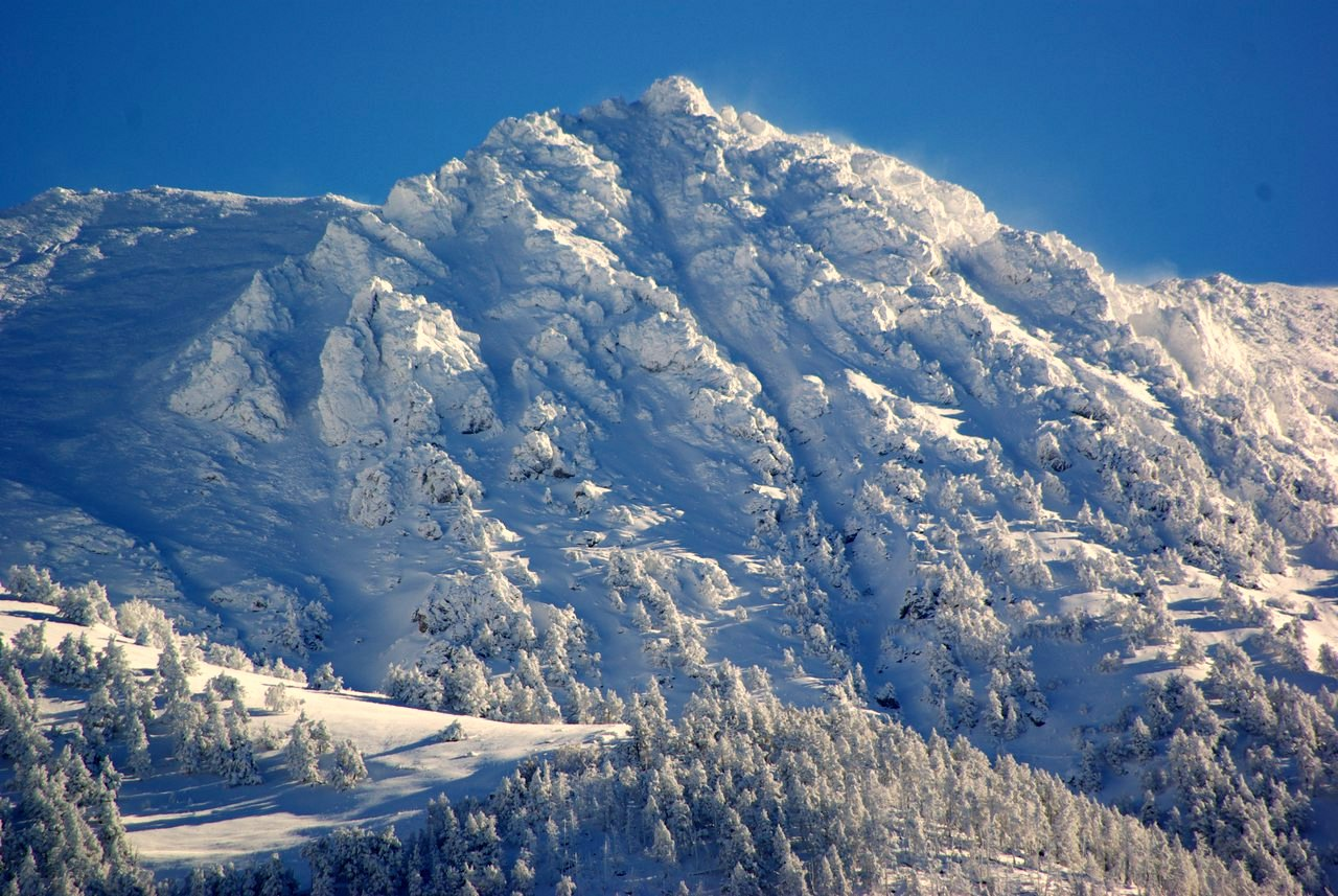 Рождество в горах Псебай-Архыз