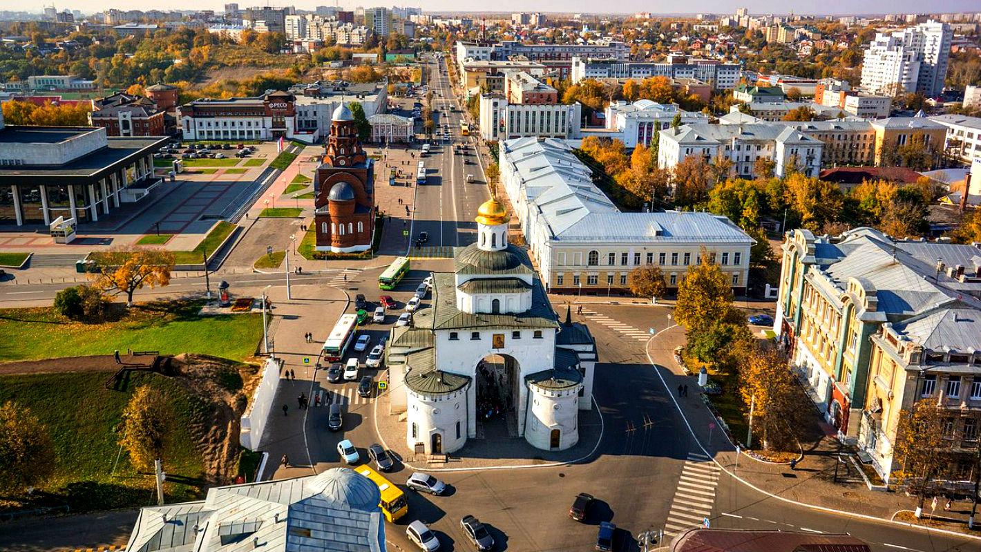 Тур по Золотому кольцу на 8 марта из Ростова-на-Дону
