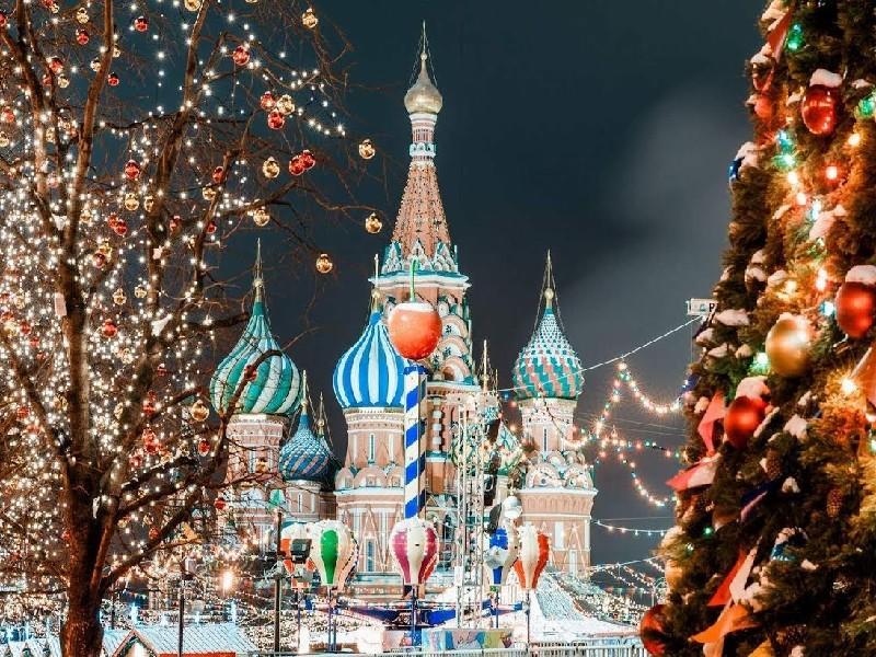 Тур на Новый год 2022 в Москву из Ростова-на-Дону